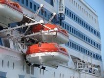 Swedish MS Silja Symphony cruiseferry in Helsinki stock image