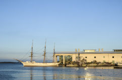 Swedish National Naval Museum Karlskrona Royalty Free Stock Photography