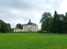 A Swedish palace Stock Images