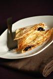 Swedish pancakes royalty free stock image