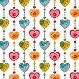 Swedish pattern design Stock Photo