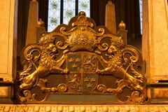 Gustav Vasa Grove monument design at domkyka stock photography