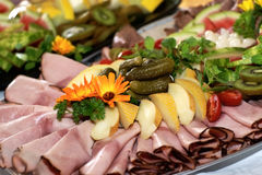 Swedish smorgasbord Royalty Free Stock Image