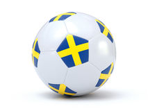 Swedish Soccer Stock Photo
