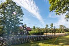 Swedish summer Stock Photo