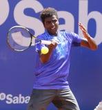 Swedish tennis player Elias Ymer Royalty Free Stock Images