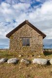 Swedish Traditional Stone House Royalty Free Stock Photo