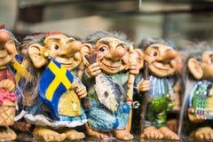 Swedish trolls Royalty Free Stock Photos