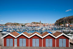 Swedish west coast Stock Image