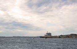 Swedish west coast archipelago. Stock Photos