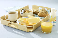 Sweedish breakfast Royalty Free Stock Photo