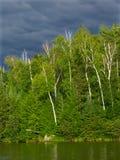 sweeney Wisconsin λιμνών στοκ φωτογραφία με δικαίωμα ελεύθερης χρήσης