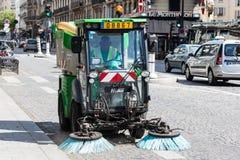 sweeper Fotografia de Stock