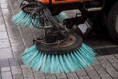 Sweeper Royalty Free Stock Photos