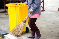Sweepers stock photos