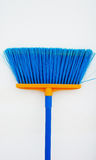 Sweeping broom Royalty Free Stock Photos