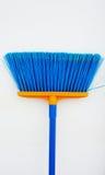 Sweeping broom Royalty Free Stock Photos
