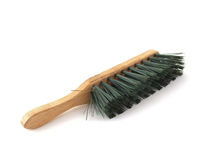 Sweeping brush Stock Image