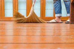 Sweeping Stock Photography