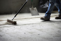 Free Sweeping Up Stock Photo - 2802200