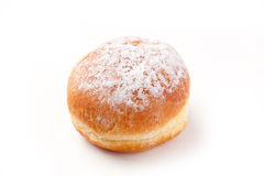 Sweer donut with sugar Royalty Free Stock Photos