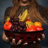 Sweertfruit royalty-vrije stock afbeelding