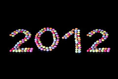 Sweet 2012 Stock Photography