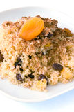Sweet African Couscous Royalty Free Stock Image