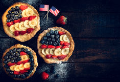 Sweet American pie Royalty Free Stock Photo
