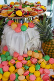 Sweet Amuse Bouche Royalty Free Stock Image