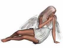 Sweet Angel Stock Photo