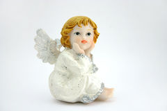 Sweet angel. A nice looking angel Stock Photo