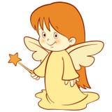 Sweet angel Royalty Free Stock Photo
