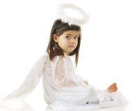 Sweet Angel Royalty Free Stock Image