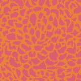 Sweet Animal skin prints leopard seamless pattern design royalty free illustration