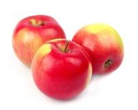 Sweet apple closeup stock photography