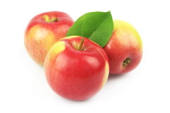 Sweet  apples Stock Photo