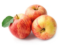 Sweet apples. Royalty Free Stock Images
