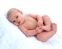 Sweet Baby Royalty Free Stock Images