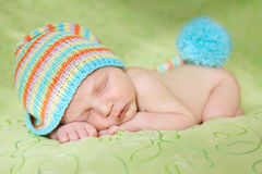 Sweet baby boy Royalty Free Stock Photos