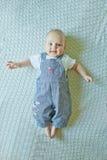 Sweet baby boy Royalty Free Stock Image
