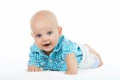 Sweet baby boy Royalty Free Stock Photo