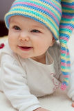 Sweet baby girl Royalty Free Stock Photos