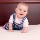 Sweet baby girl Stock Photography