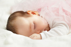 Sweet baby girl Royalty Free Stock Photography