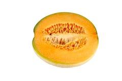 Sweet baby melon stock photos
