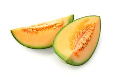 Sweet baby melon Stock Photography