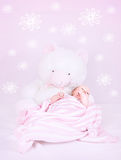 Sweet baby sleep Stock Photography