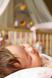 A sweet baby sleeping Royalty Free Stock Photography