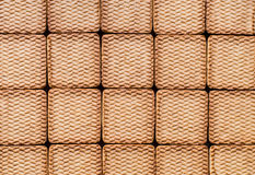 Texture of cookies Royalty Free Stock Photos